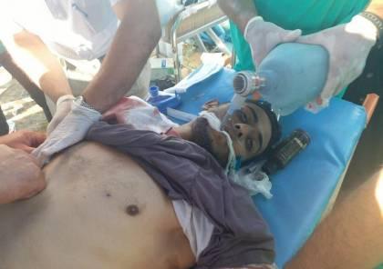 وزارة الصحة بغزة تستنكر استهداف قوات الاحتلال للطواقم الطبية وسيارات الإسعاف