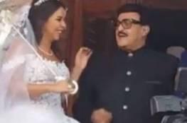 اللقطات الأولى من زفاف إيمي سمير غانم وحسن الرداد.. بالفيديو