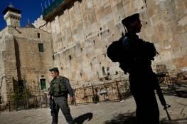 الاحتلال يعتقل طفلا قرب الحرم الإبراهيمي في الخليل