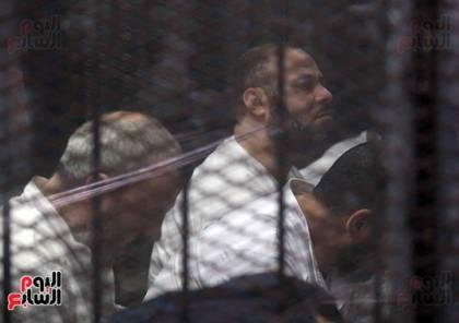"""الإعدام شنقا لـ 8 متهمين بأحداث """"اقتحام قسم حلوان"""""""