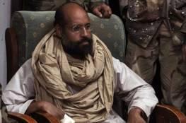 السلطات الليبية تقرر الافراج عن سيف الاسلام القذافي