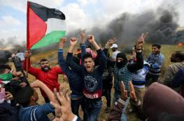 شهيدان متأثران بجراح أصيبا بها خلال مسيرات العودة في قطاع غزة