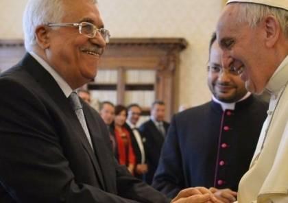 روما : الرئيس يفتتح سفارة دولة فلسطين لدى الفاتيكان
