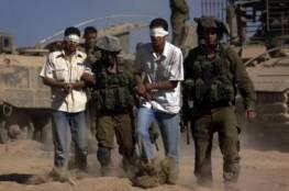 اعتقال 6 شبان فلسطينيين خلال حملة مداهمات في الضفة