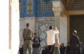 نائب رئيس الكنيست يقتحم المسجد الأقصى