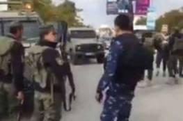 فيديو: مواجهة بين الأمن الفلسطيني و جنود الاحتلال لتخليص مستعربين