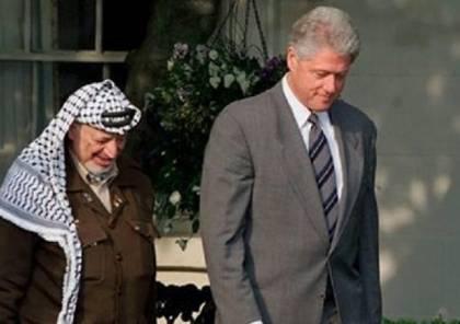 كلينتون: كنت أستطيع إنهاء برنامج كوريا الشمالية الصاروخي لولا ياسر عرفات