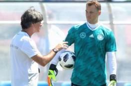 مانويل نوير ينفي المعاملة الخاصة بمنتخب ألمانيا