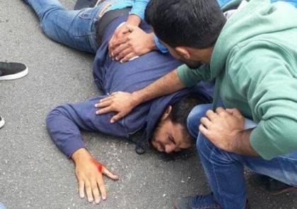 صور:استشهاد فلسطيني برصاص الاحتلال بزعم محاولته تنفيذ عملية دهس شمال رام الله