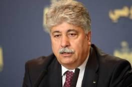 مجدلاني : المجلس المركزي أمام اتخاذ قرارات هامة ومصيرية