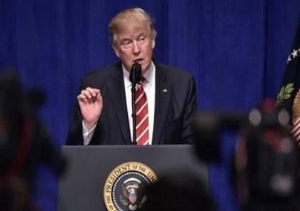 رويترز: ترامب ينفي نقل السفارة الأمريكية إلى القدس خلال عام