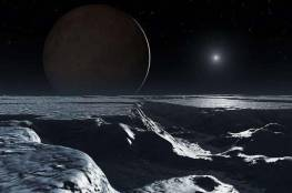 تضاريس غامضة على سطح بلوتو