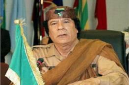 """رسالة للقذافي قبل فترة وجيزة من مقتله ..""""حفيدي """": أوباما الإفريقي يريد أن يقتلني!"""