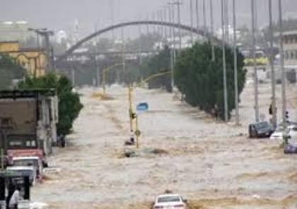 السعودية: فيضانات تُغرق جدة ..والنائب العام يُوجه بالتحقيق
