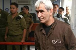 أحمد سعدات من الاسر يطالب بمحاسبة الصليب الأحمر
