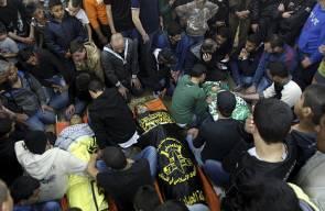 شهداء القسام والسرايا والاقصى في جنين