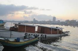 مصرع طفلة اثر سقوطها في ميناء غزة اليوم