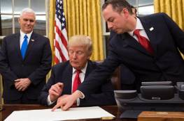 اليوم سيصدر ترامب قرارا يحظر دخول المهاجرين و ببناء جدار مع المكسيك