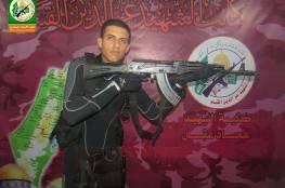 ارتقاء شهيد من كتائب القسام في مهمة جهادية شمال قطاع غزة