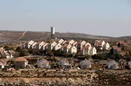 مستوطنون يضعون 29 منزلا متنقلا بعدة مستوطنات بنابلس