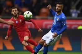 منتخب البرتغال أول المتأهلين لنصف نهائي دوري الأمم الأوروبية