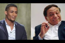 محمد رمضان: عادل امام رفض ان امثل مشهد واحد معه!