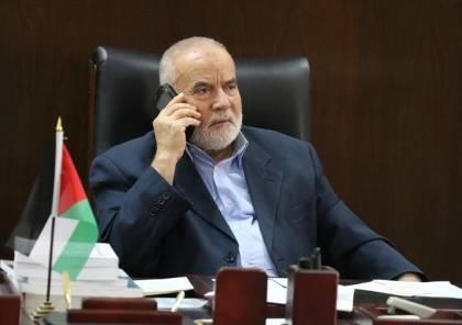 """بحر: غزة لن تتوسع شبرًا في سيناء و""""الغرفة المشتركة"""" تراقب التطبيق على الأرض"""