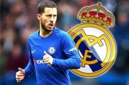 هازارد إلى ريال مدريد خلال أيام .. هل ستتم الصفقة ؟