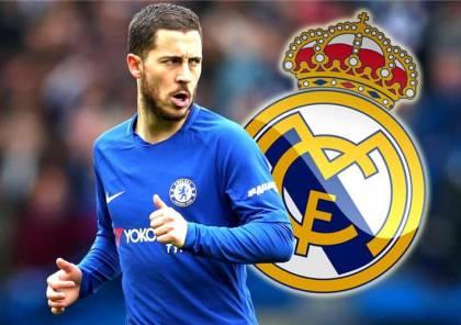 هازارد يهدد مستقبل فينيسيوس مع ريال مدريد