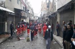 القوة المشتركة تنتشر في مخيم عين الحلوة و هروب بلال بدر وجماعته