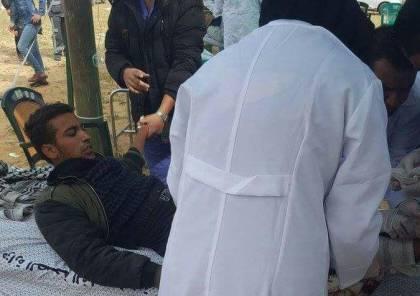 غزة: الطواقم الطبية تعلن استعدادها لأي طارئ خلال مسيرة العودة