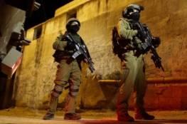 اعتقالات في القدس ونابلس وقلقيلية