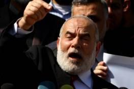 بحر يستنكر اقتحام السلطة لمنزل ابنة رئيس المجلس التشريعي