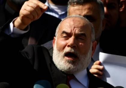 بحر: نرحب بأي مساعدات إنسانية لغزة دون مقابل أي ثمن سياسي