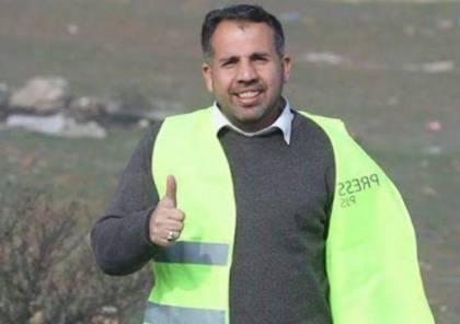 الاحتلال يقرر تجميد قرار الافراج عن الصحفي علاء الريماوي حتى الغد