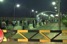 متظاهرون يقتحمون مطار النجف جنوب غربي العاصمة بغداد