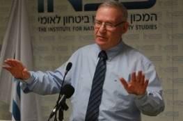الجنرال الاسرائيلي عاموس يدلين يتحدث عن اهداف الحرب المقبلة على غزة والخيارات والبدائل ..
