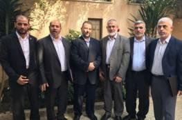 وفد قيادي من حماس بغزة يتوجه إلى القاهرة
