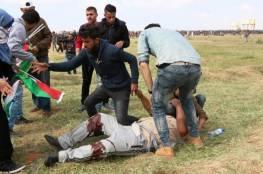 إصابة شاب بعيار ناري في القدم شرق غزة