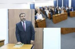من هو النائب العام الجديد في غزة ؟