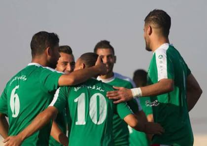 تأهل الأمعري ودورا ومركز طولكرم لربع نهائي كأس فلسطين