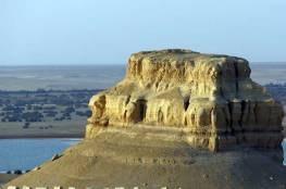 العثور على آثار جديدة في الواحة المفقودة شرقي النيل