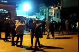 إصابات في شجار بين مشجعي هلال القدس والمكبر