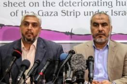 """غازي حمد: غزة عبارة عن قنبلة موقوتة و 1.4مليون مواطن يعيشون في """"حالة مأساوية"""""""