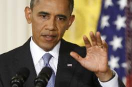 اوباما: الاستيطان يجعل الضفة تشبه الجبنة السويسرية ..ولهذا لم استخدم الفيتو