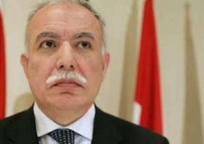 المالكي: تاجيل التصويت في مجلس الامن حول الاستيطان انتحار ومصر لم تنسق معنا