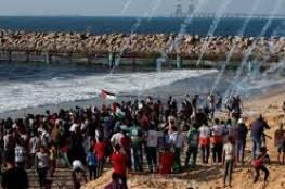 """الشعبية تكشف لـ""""سما"""" سبب تجميد مشاركتها بالمسير البحري"""