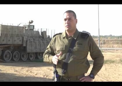 اللواء زامير : لا زالت أمامنا تحديات كبير للقضاء على أنفاق حماس بغزة