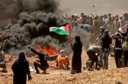 """غزة: استعدادات للمشاركة في جمعة """"لن تمر المؤامرة على حقوق اللاجئين"""""""