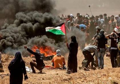 صلاة العيد ستقام في منطقتين مركزيتين بمخيمات العودة في غزة